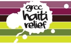 GRCC Haiti Relief Effort