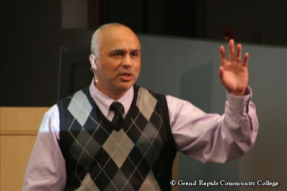 Dr. David Pilgrim at the Race and Ethnicity Conference 2010