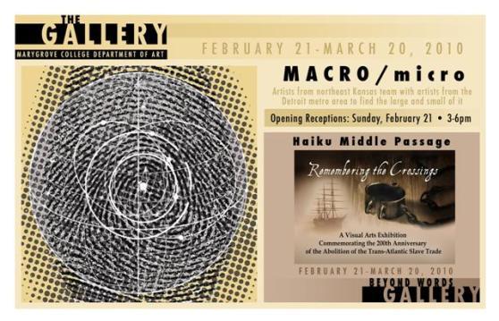 MACRO postcard (Small)