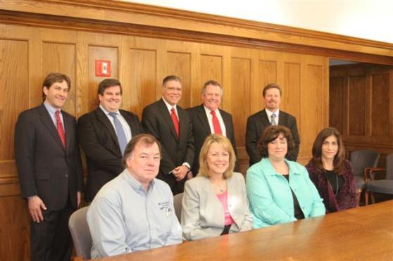 GRCC Wind Farm Safety Training Signing Ceremony