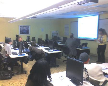 GRCC Computer Support Technician Job Training Class at Metro Health