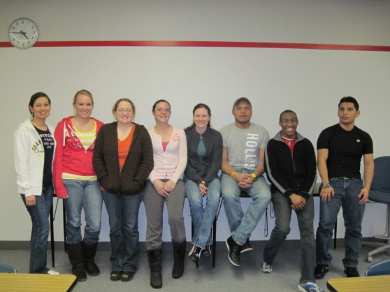 VITA Class - GRCC Business Students Helping With Low-Income Tax Returns