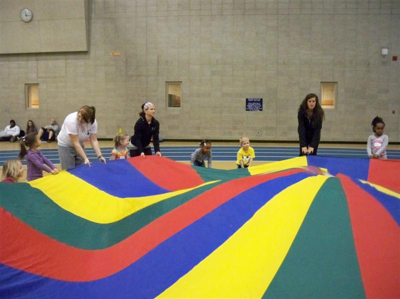 Photos: Preschool Field Day – Elementary Games & Rhythms Class ...