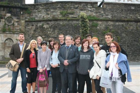 Irish Studies 2011 Trip Abroad
