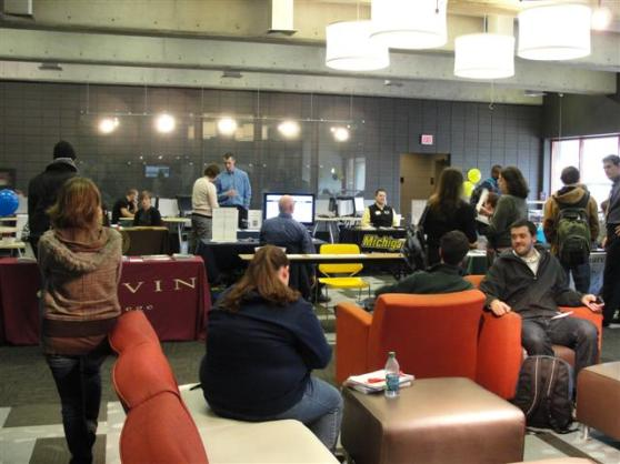 GRCC Transfer Fair November 16, 2011