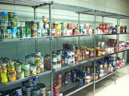 GRCC Food Pantry Update 2/28/12