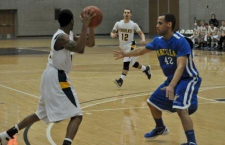 GRCC Basketball