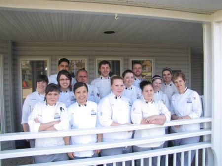 Retail Baking Class at Ronald McDonald House