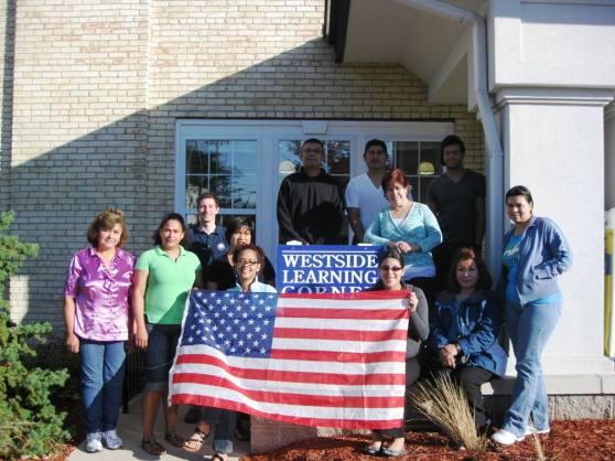 Citizenship Orientation at the Westside Learning Corner