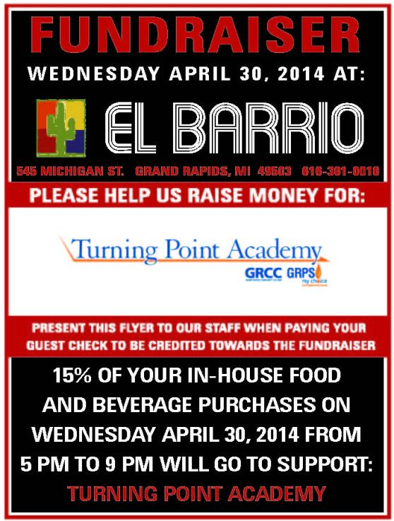 ELB TURNING POINT ACADEMY