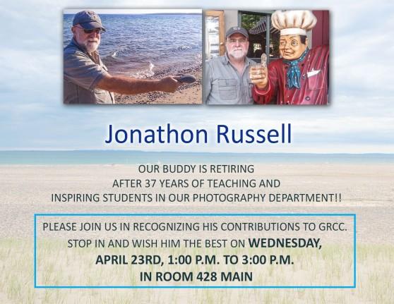Jonathon Postcard
