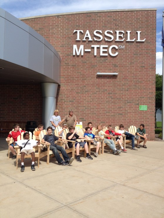 woodworking camp1 2014