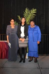 2015 GRCC Milo M. Brown Scholarship recipients.