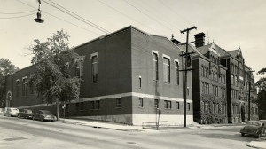 The East Building in 1925.