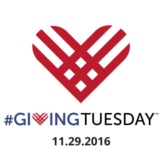 #GivingTuesday. Nov. 29, 2016