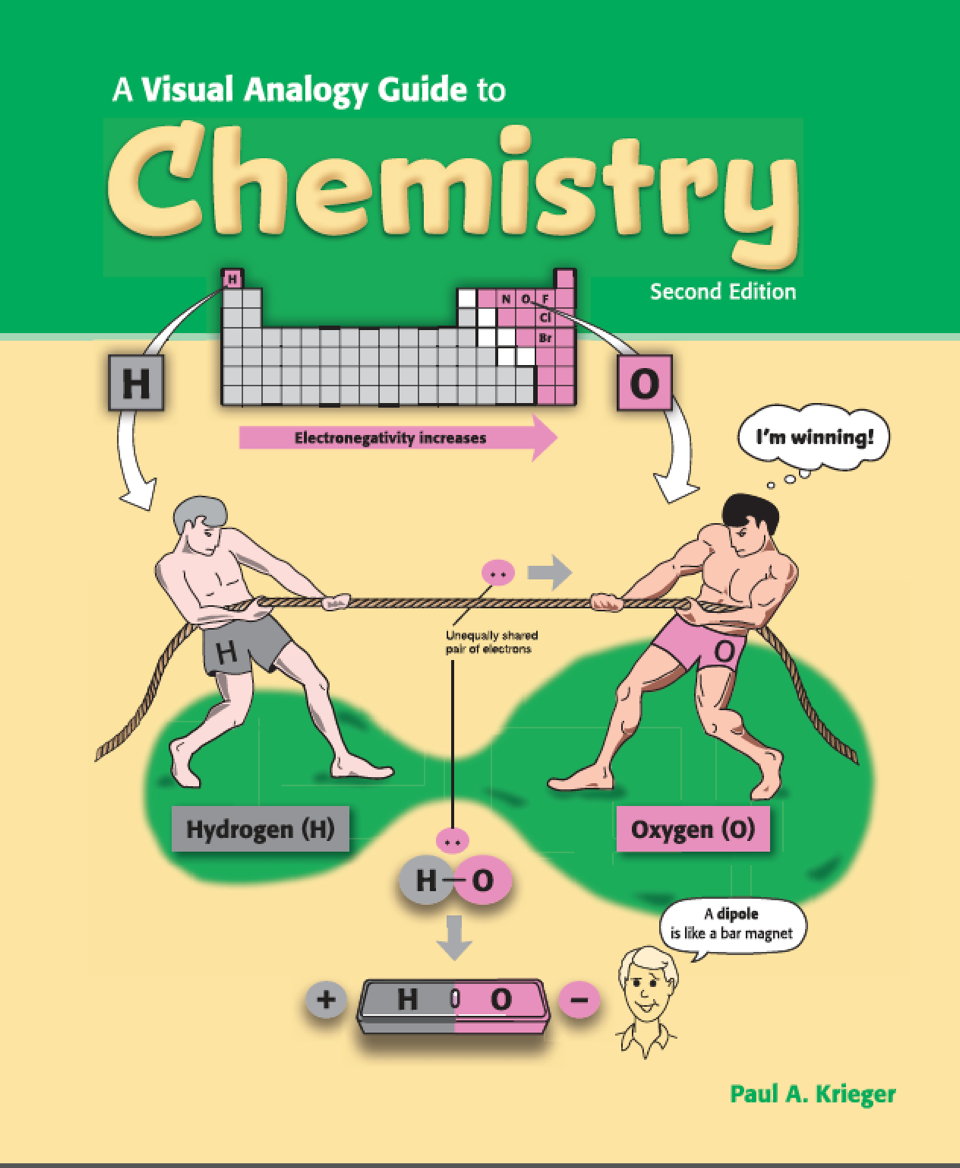 Paul Krieger Completes 2nd Edition Of Chemistry Book Grcc Today