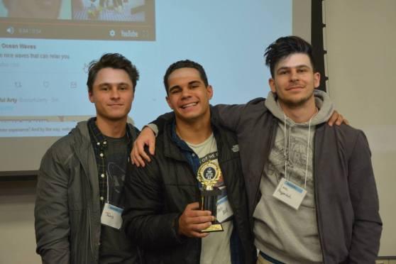 1st Place API Team winners - Echo4Education Alexa app.