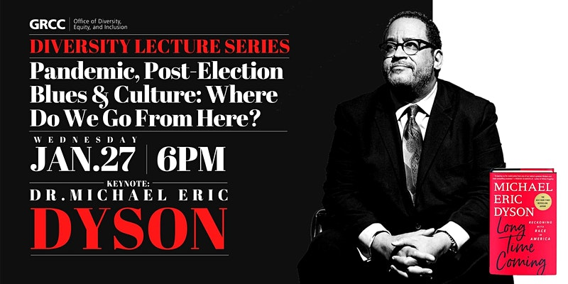Picture of Eric Dyson.