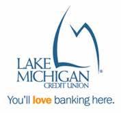 Lake Michigan Credit Union logo.